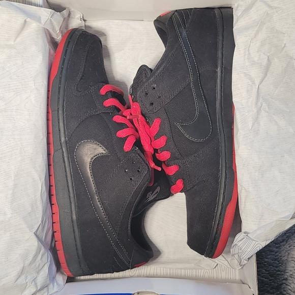 Nike sb X Levi's